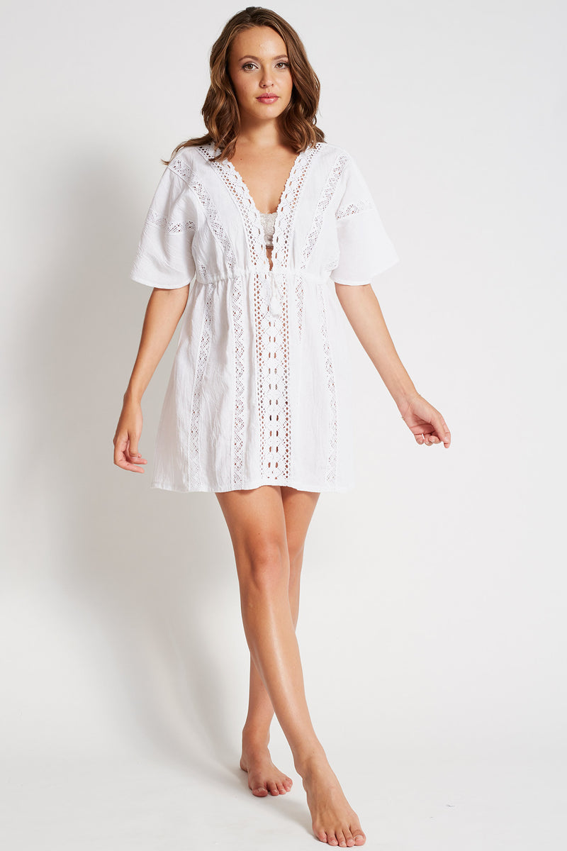 2385LC Signature Tunic white