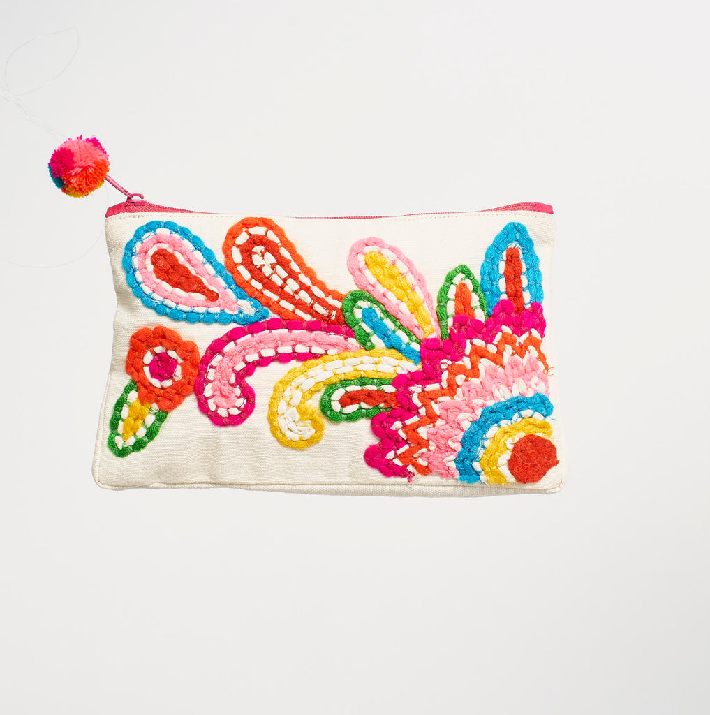 Boho Beach NAVALI COSMETIC BAG