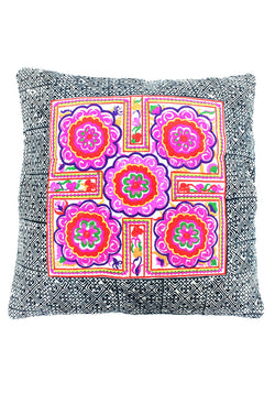 Embroidered Miala Pillow-DKH