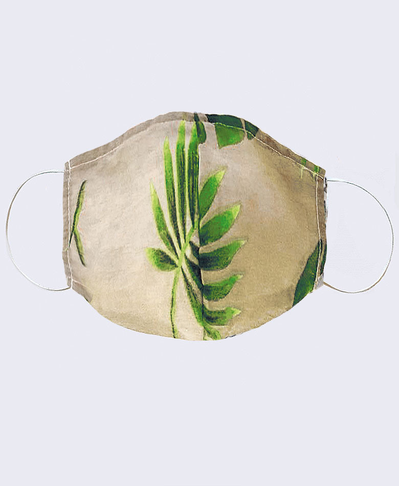 Cabo Flora Face Mask