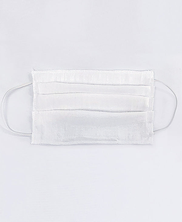 5 Surgical Style Face Masks white