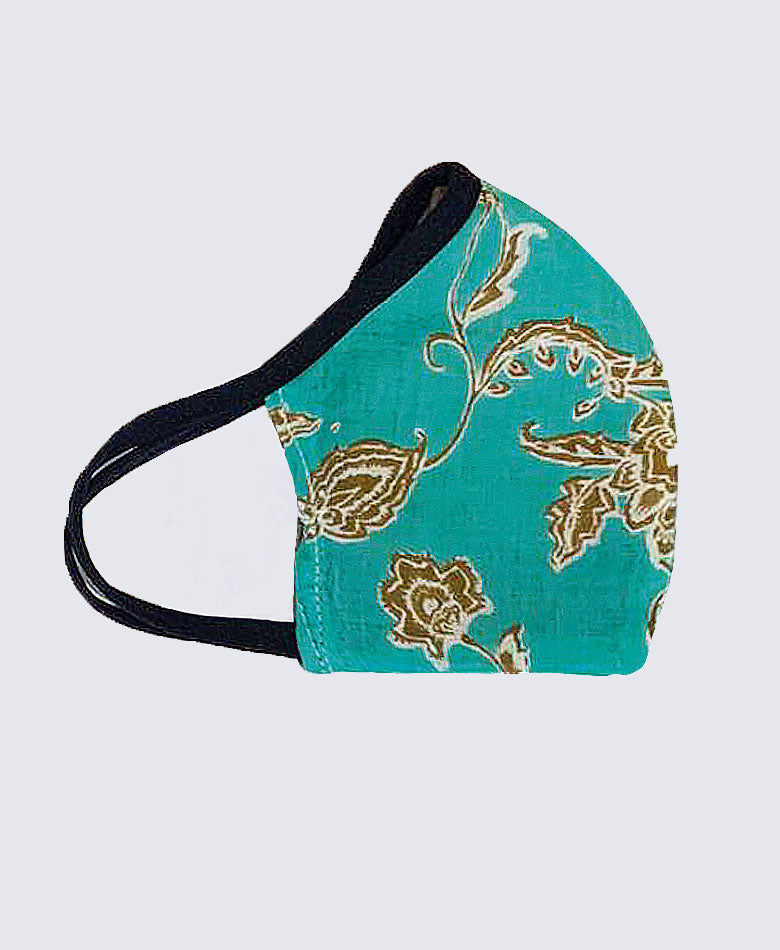 Bahia Face Mask with Trim