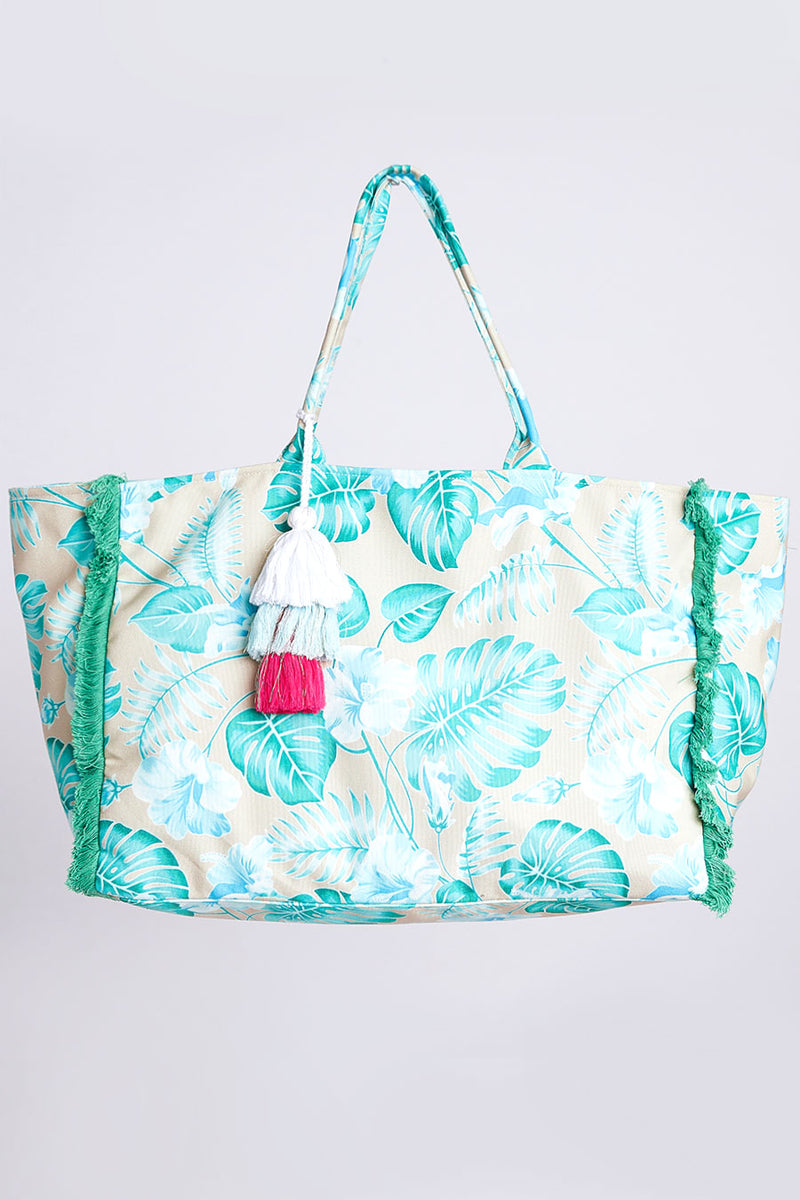 Sustainable Selva Bag Green