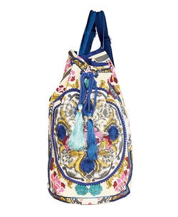 Boho Backpack Ivory