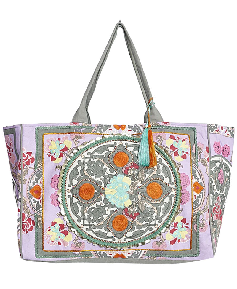 Boho Bag Purple