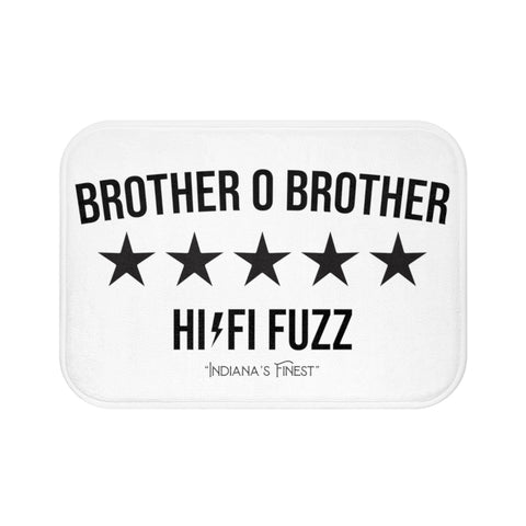Hi Fi Fuzz Bath Mat (Yes Its Real USA ONLY)