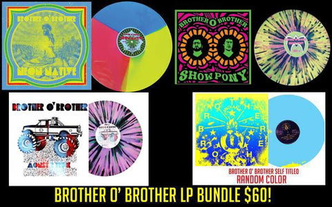 LP BUNDLE $60