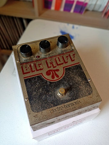 Big Muff Used For First Two albums, Touring, & You Would Music Video