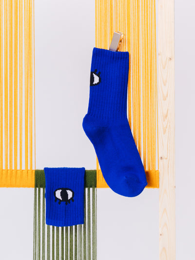 Lazy Oaf All Eyes on You Socks