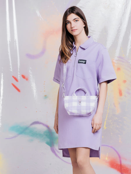 Lazy Oaf X Esther Loves You Mini Tote Bag