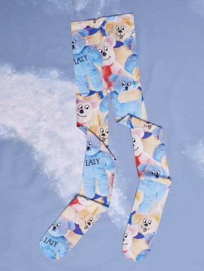 Lazy Oaf Bear Hug Tights