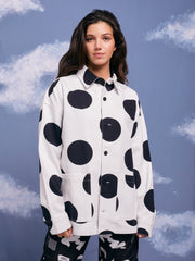 On the Dot Chore Jacket Lazy Oaf Unisex