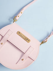Williams Handmade Pixley Pink Bag zoom