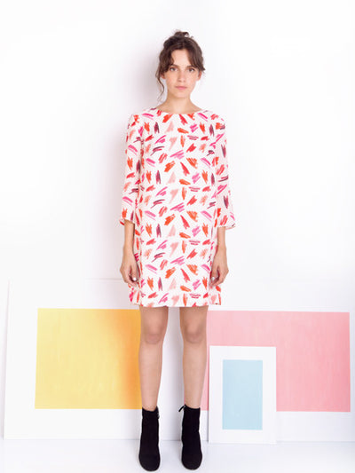 Rachel Antonoff Nancy Shift Dress front