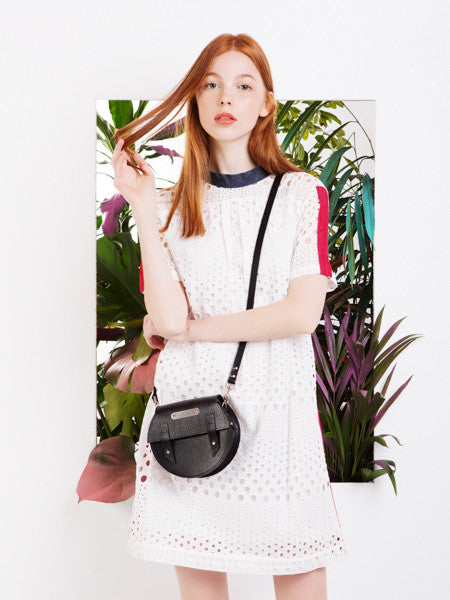 Williams Handmade Pixley Black Bag