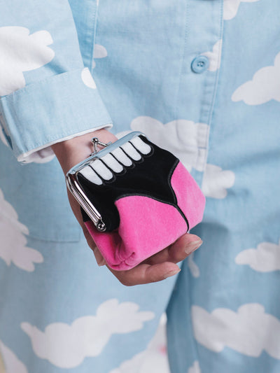 Lazy Oaf Money Talks Purse