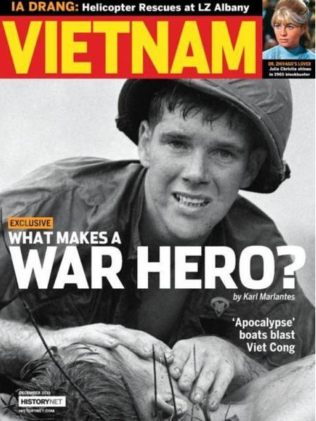 Vietnam Magazine - 1 Year Print Subscription