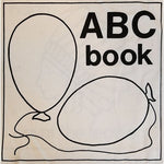 Fabric ABC Book Vintage Muslin Panels Instructions for Embellishment c2739