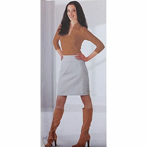 Misses Skirts Pants Simplicity 5861 Sewing Pattern Size 12-18 c2354