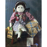 "My Friend Phyllis Quilter Companion 28"" Doll Pattern Amity Publication 016 c2609"
