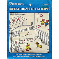 Lot of Vogart Repeat Transfers Vintage 1980's Embroidery Ball Point Painting vo1