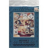 Small Celebrations Gift Bags Special Occasion Sewing Pattern Mumms the Word c678