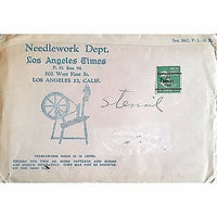 Multi Stamp Transfer Pattern 558 Needlework Dept Vintage Embroidery Project am69