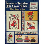 Christmas Birds Butterflies Flowers Tiny Tot Iron On Transfers Cross Stitch c847