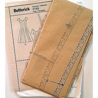 Misses Dress Belt Butterick B5745 Pattern 2012 Fitted Flared Size 8-16 c1095