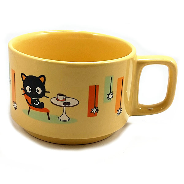 Chococat Room Mini Tea Mug Demitasse Retro Coffee Cup Hello Kitty Sanrio k527