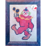 In Case of Sun Needlepoint Kit 5 x 7 Vintage 1975 Clown Sterling Merribee c1498