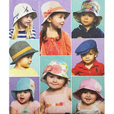 Infants Toddlers Hats McCalls M6762 Sewing Pattern 2013 One Size c2306