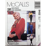 Misses Top Pants Skirt McCalls 8452 Sewing Pattern Vintage 1996 Size 12-14 c2533
