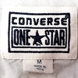 Striped Vintage Jacket Converse One Star M RN17730 Lined Navy Blue f218
