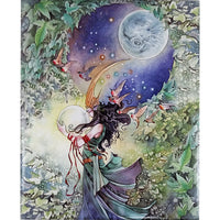 World Art Tile Stephanie Law 10 x 8 in Fairy Fantasy Magic m266