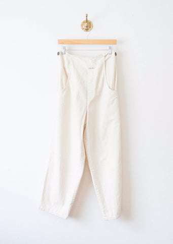 Cream Speckled Cherokee Painter Trousers