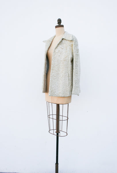 1950s Robinson Persian Lamb Coat