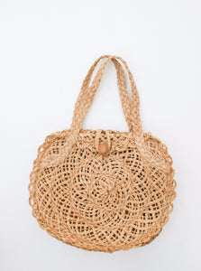 Philippines Straw Woven Purse