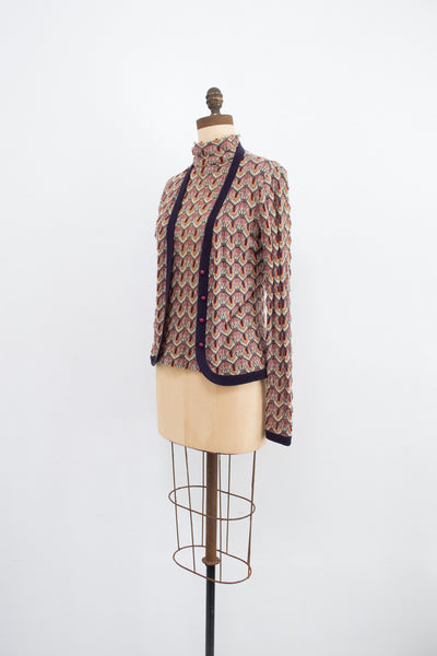1970s Missoni Knit Two-Piece Top