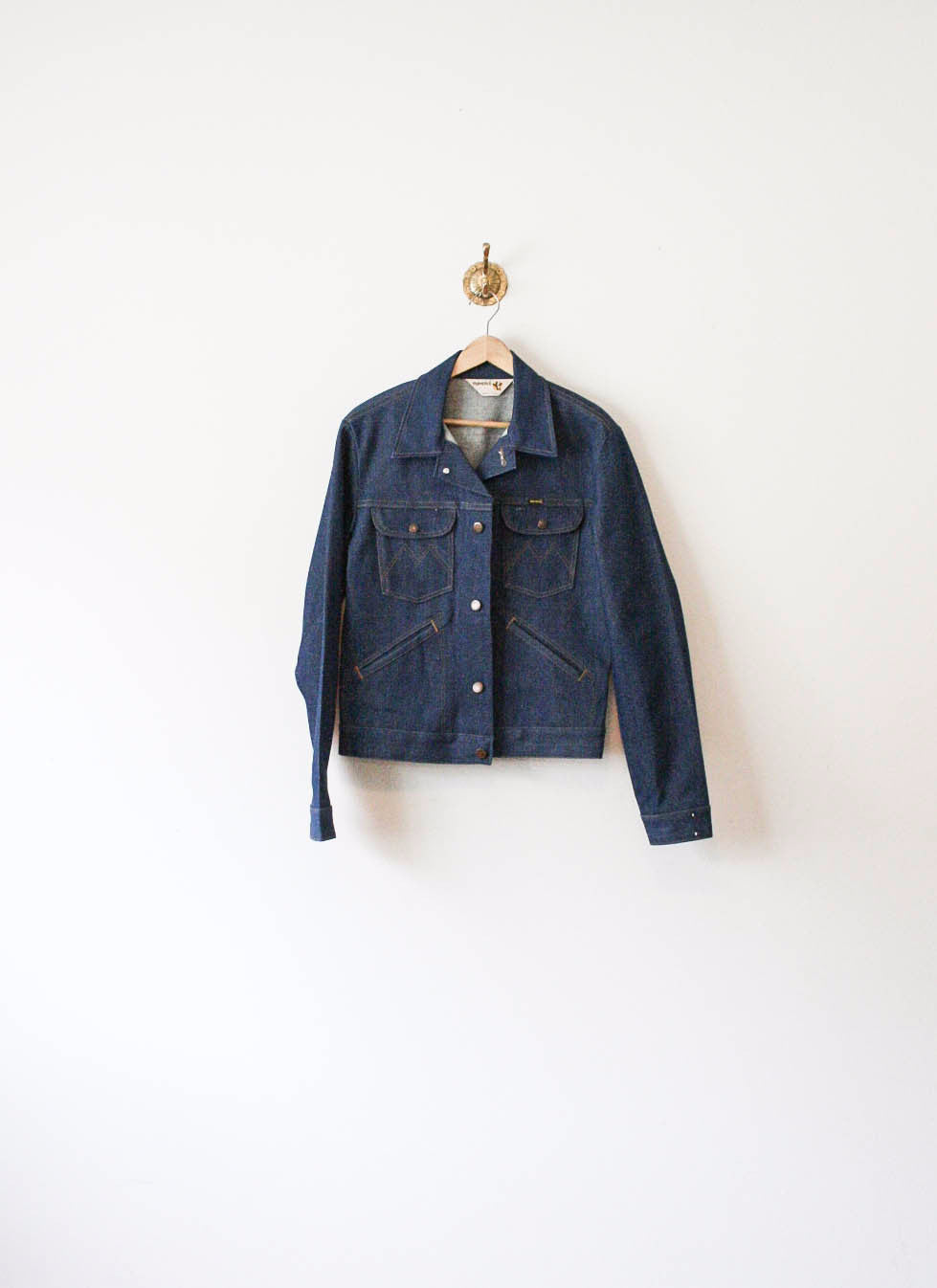 Maverick Deadstock Men's Denim Jacket