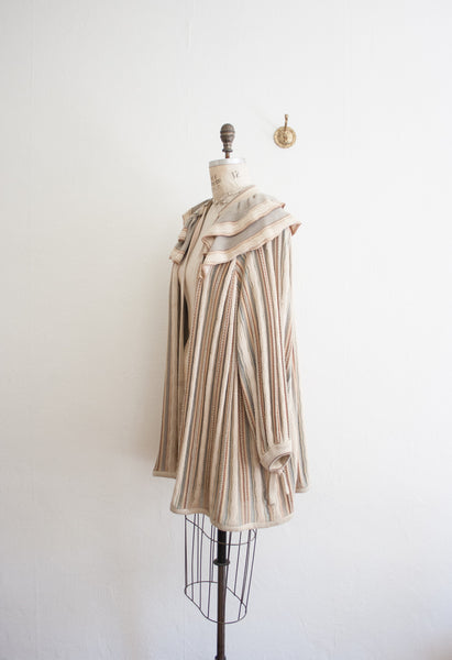 Desert Dazed Heavy Knit Long Duster Jacket