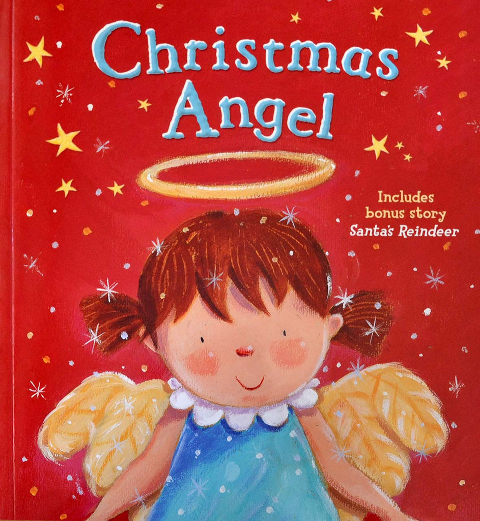 The Christmas Story Book.Christmas Angel Christmas Storybook Paperback