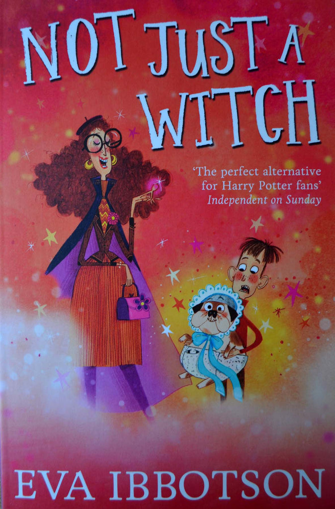 not just a witch ibbotson eva