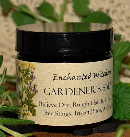 Gardener's Salve ~The Enchanted Witchery Apothecary