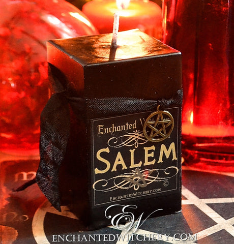 .SALEM - The Scents of Old New England, Stirring, Beguiling, Mesmerizing - conjure a little magick!
