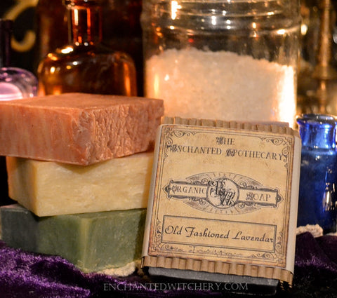 Enchanted Apothecary - Natural Organic Soap