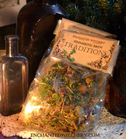 Traditions - Winter Solstice Simmering Brew - Winter Pine, Balsam & Cedar