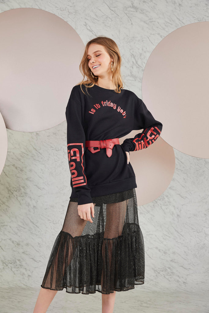 PULL MOLETOM SILK FRIDAY LITT INVERNO 2019