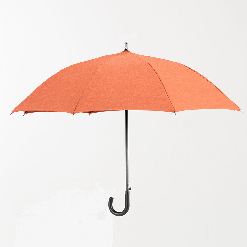 Sun Protection Umbrella (Brick Orange) featuring Sunbrella™ Fabric