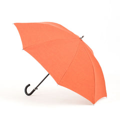 Brick Orange (small) Sun Protection Umbrella featuring Sunbrella™ Fabric w/ sleeve and shoulder strap
